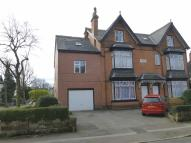 semi detached property in Arden Road, Birmingham