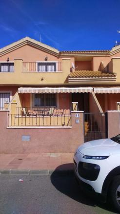 4 bedroom Townhouse in San Javier, Murcia