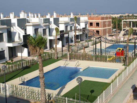 New Apartment Complex in Pilar de la Horadada, Alicante