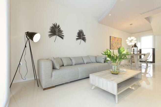 2 bedroom Semi detached villa in Orihuela-Costa, Alicante