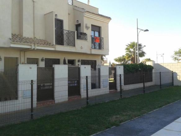 2 bedroom Semi detached villa in Balsicas, Murcia