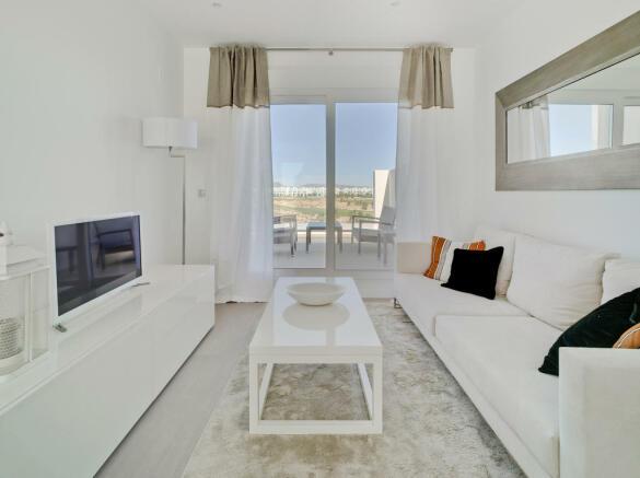 2 bedroom Apartment in Balsicas, Murcia