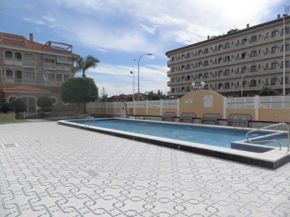 2 bedroom Apartment in Los Alcázares, Murcia