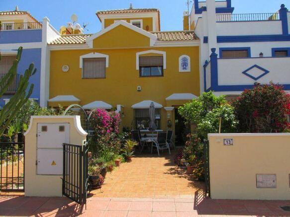 2 bedroom Duplex apartment in Los Alcázares, Murcia