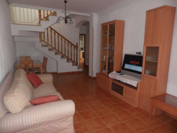 4 bedroom Duplex apartment in Los Alcázares, Murcia