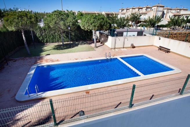 3 bedroom Detached villa in Pilar de la Horadada, Alicante