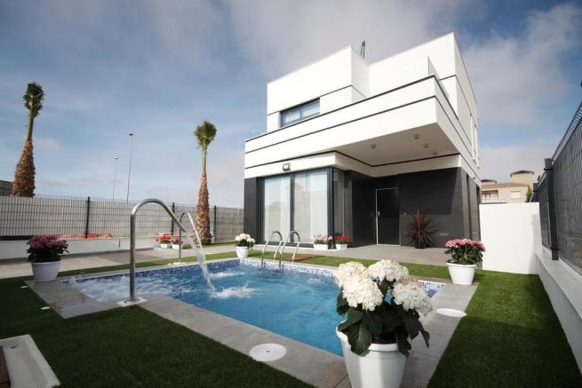 3 bedroom Detached villa in Rojales, Alicante