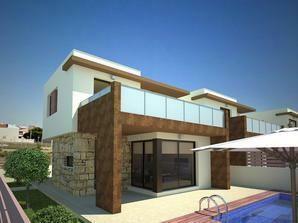 2 bedroom Detached villa in Lo Pagan, Murcia