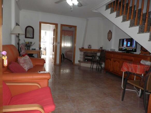 4 bedroom Duplex apartment in Torre de la Horadada, Alicante
