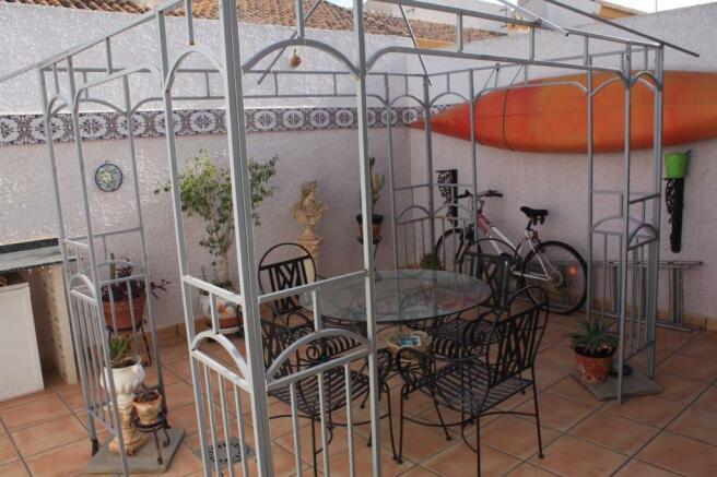 3 bedroom Duplex apartment in Torre de la Horadada, Alicante