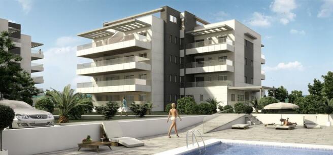 2 bedroom Apartment in Villamartín, Alicante
