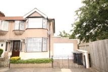 End of Terrace house for sale in Salmons Road, London