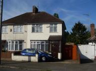 semi detached property in Stanwell Way...