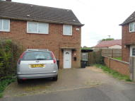 semi detached property for sale in Clarke Close...