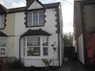 semi detached property in Rectory Road, Hawkwell...