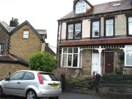 Terraced property in Victory Road, ILKLEY