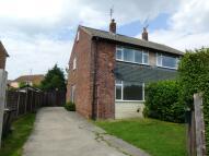 Avenue Close semi detached house to rent