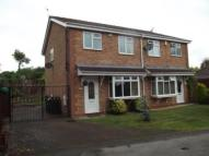 semi detached property in Bishops Way, Hucknall