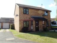 2 bed semi detached home in Belfry Close...
