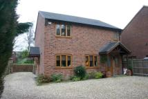 Detached home to rent in St Swithins Close...
