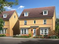 new house for sale in Great Mead Yeovil BA21...