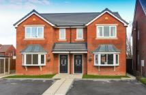 3 bed semi detached home in Plot 2 & 3...