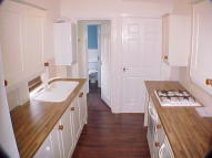 2 bed Ground Flat to rent in Clarke Terrace, Felling...