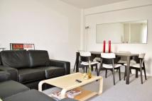 Latymer Court Flat to rent