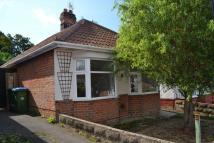 Detached Bungalow to rent in LYTHAM ROAD, Southampton...