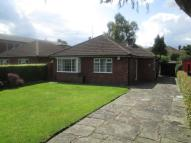 2 bedroom Detached Bungalow for sale in Cheadle Road...