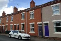 Terraced house in Newcombe Road, Earlsdon...