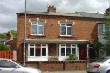 semi detached home in Rose Road, Harborne