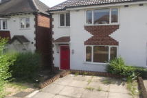 3 bedroom semi detached house to rent in Woodleigh Avenue...