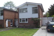 Detached house in Berrow Drive, Harborne