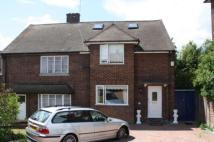 3 bed semi detached home in Vicarage Road...