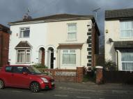 semi detached home in Freemantle, Southampton