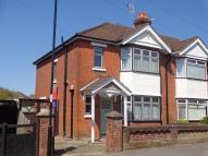 3 bedroom semi detached home to rent in Upper Shirley...