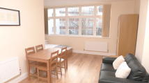 Studio apartment in Woodstock Grove, London...