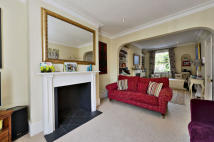 4 bed Terraced property in Faroe Road, Brook Green...