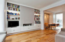 Ground Flat to rent in Sulgrave Road, London, W6