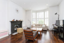 Terraced house in Rowan Road, London, W6