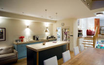 4 bed Terraced property for sale in Dewhurst Road...