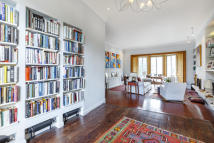 Detached property to rent in Hammersmith Grove...