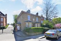 semi detached property in Platts Lane, London, NW3