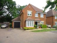 Detached home in Hamilton Close, Horley...