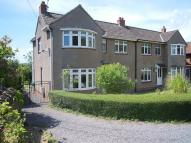 semi detached home in Wells Road, Draycott...