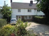 4 bed semi detached home for sale in Barrows Road, Cheddar...