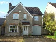 4 bedroom Detached home for sale in Labourham Way, Cheddar...