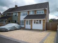 3 bedroom semi detached house in St Andrews Road, Cheddar...