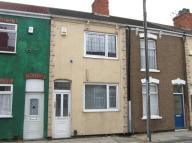 Terraced property in Rutland Street, Grimsby